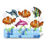 Летающая рыба в ассортименте на радиоуправлении
