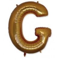 "Г БУКВА G 40"" Gold"