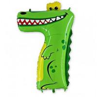 """Г ЦИФРА 7 36"""" Крокодил"""