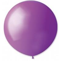 Шар (90см)  фиолетовый