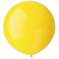 Шар (90см)  желтый