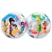"П BUBBLE 22"" Disney Феи"