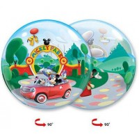 "П BUBBLE 22"" Disney Микки-парк"