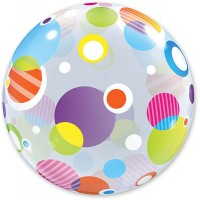 "П BUBBLE 22"" Polka Dots Уп"