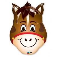 П ФИГУРА 5 Лошадь голова