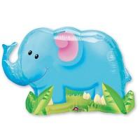 А ФИГУРА/P30 Слон джунгли