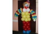 """Фигуры из шариков """"Клоун"""