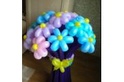 """Фигуры из шариков  """"Цветы"""""""