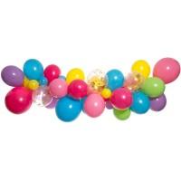 Гирлянда из шаров 1 метр №5
