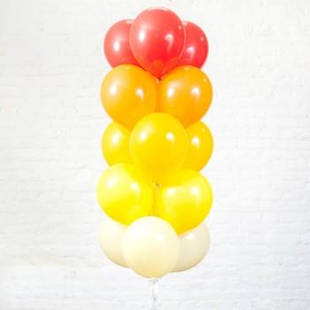 Композиция из шаров №200