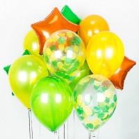 """Композиция из шариков """"Букет №15"""""""