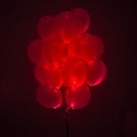"""Светящиеся шары """"№4"""" 25 шт."""