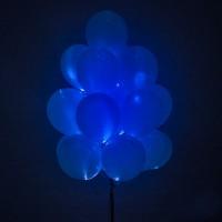 """Светящиеся шары """"№3"""" 25 шт."""