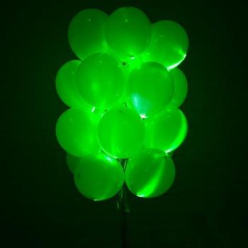 """Светящиеся шары """"№1"""" 25 шт."""