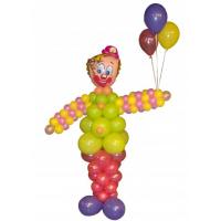 Клоун из шаров 2 м