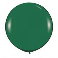 Шар с гелием (1 метр) Зеленый