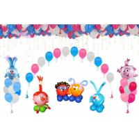 Оформление шарами пакет детский № 3