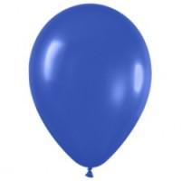 Шар (12''/30 см) Синий (041), пастель, 100 шт.